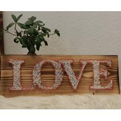 Fadenbild,, Love``
